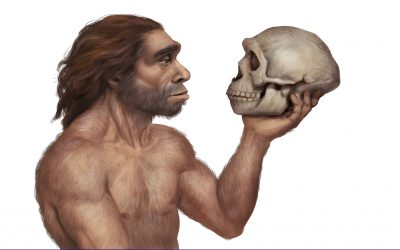 """WHAT'S WRONG WITH """"NEANDERTHAL THINKING?  An Open Letter to President Biden"""